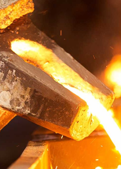 fonderia metalli non ferrosi