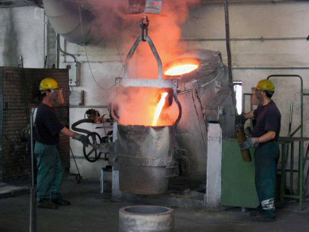 forno-fusione-bronzo